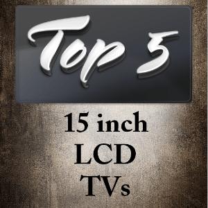 15 inch LCD TV
