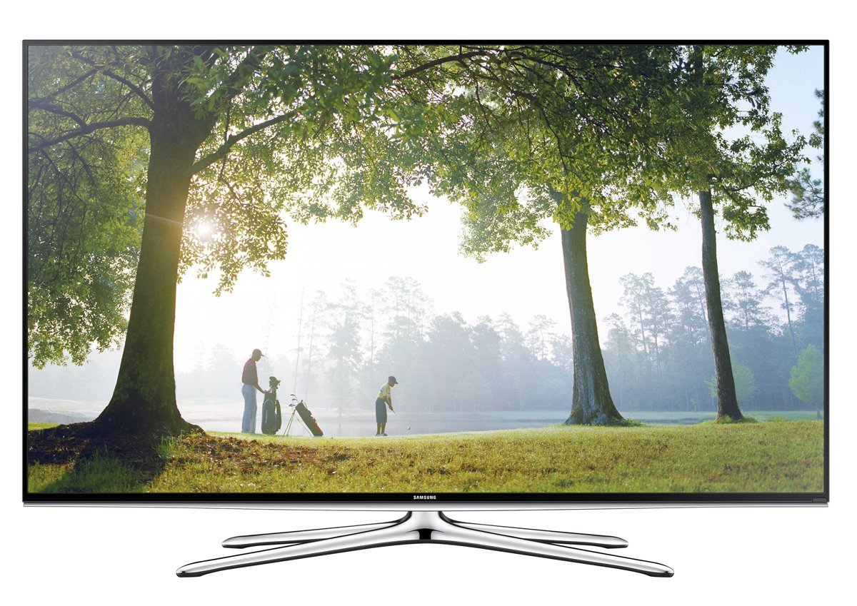 Samsung UN50H6350 50-Inch 1080p 120Hz Smart LED TV