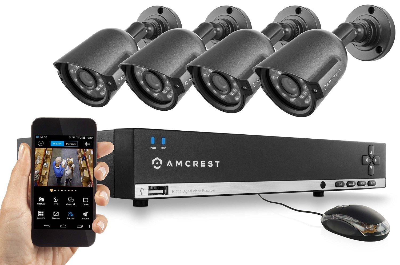AMCREST 960H Video Security System