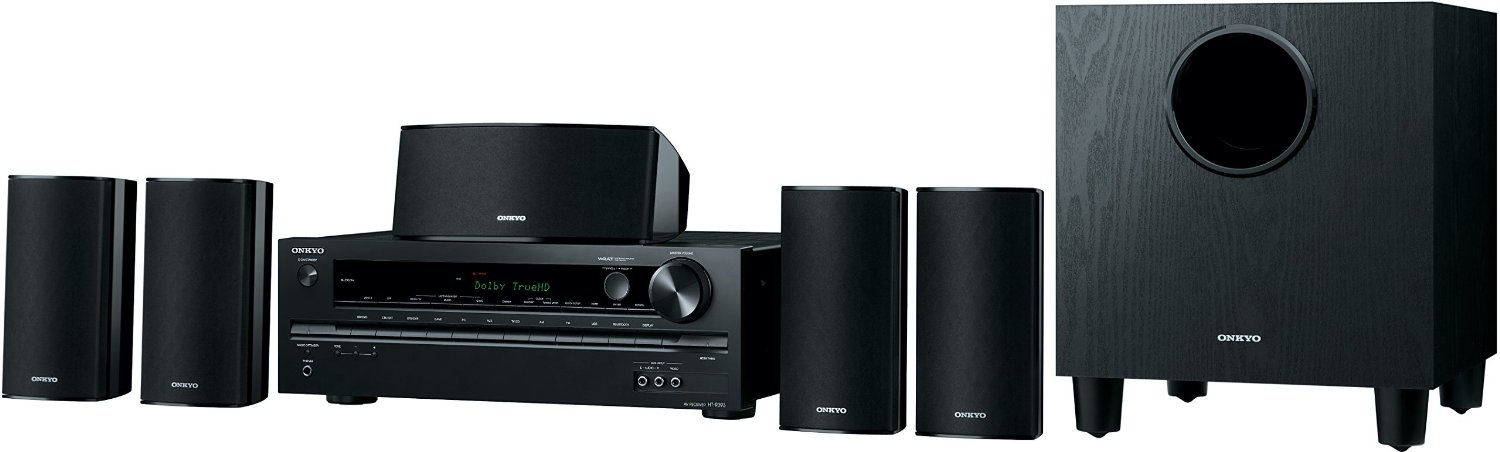 Onkyo HT-S3700 5.1-Channel Home Theater System