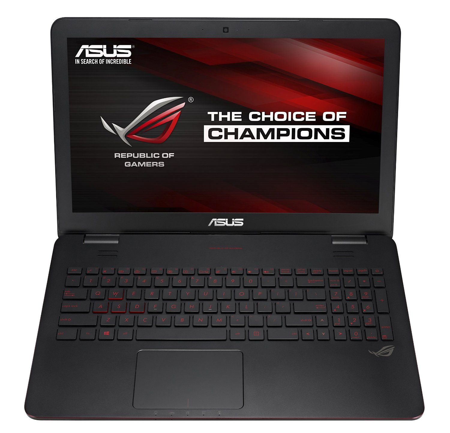 ASUS ROG GL551JW-DS71 15.6 inch Gaming Laptop