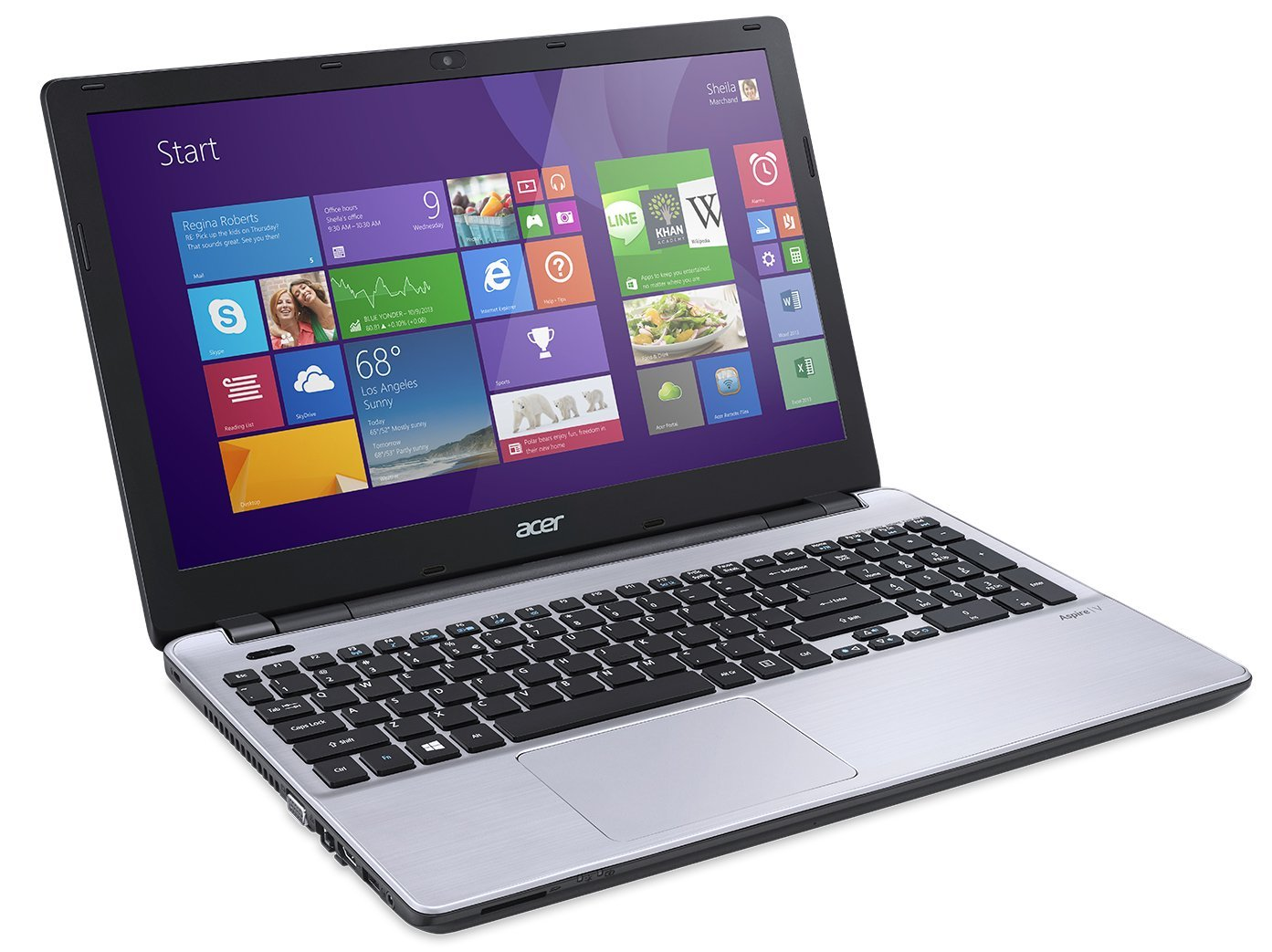 Acer Aspire V 15 V3-572G-51DR 15.6-Inch HD Laptop