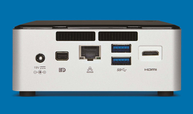 Intel Corporation NUC5İ3RYH Desktop Computer