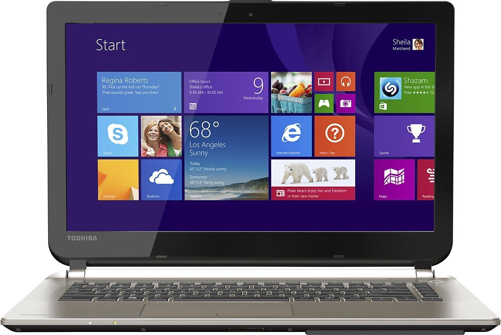Toshiba Satellite E45