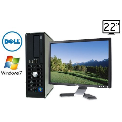 Dell Optiplex 740 Desktop Computer