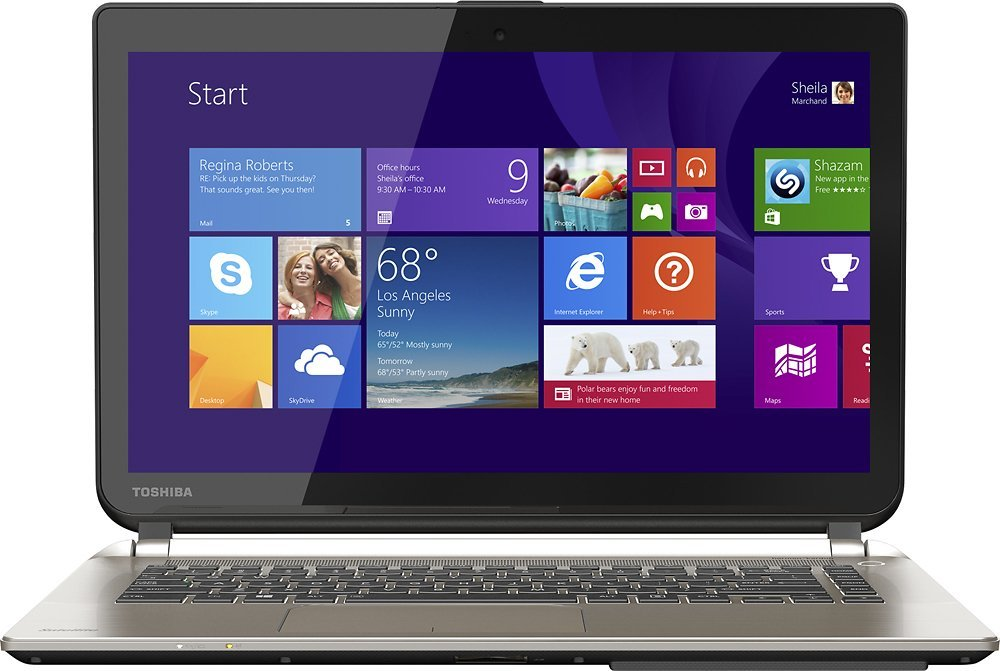 Toshiba Satellite E45T-B4106 14 inch Laptop