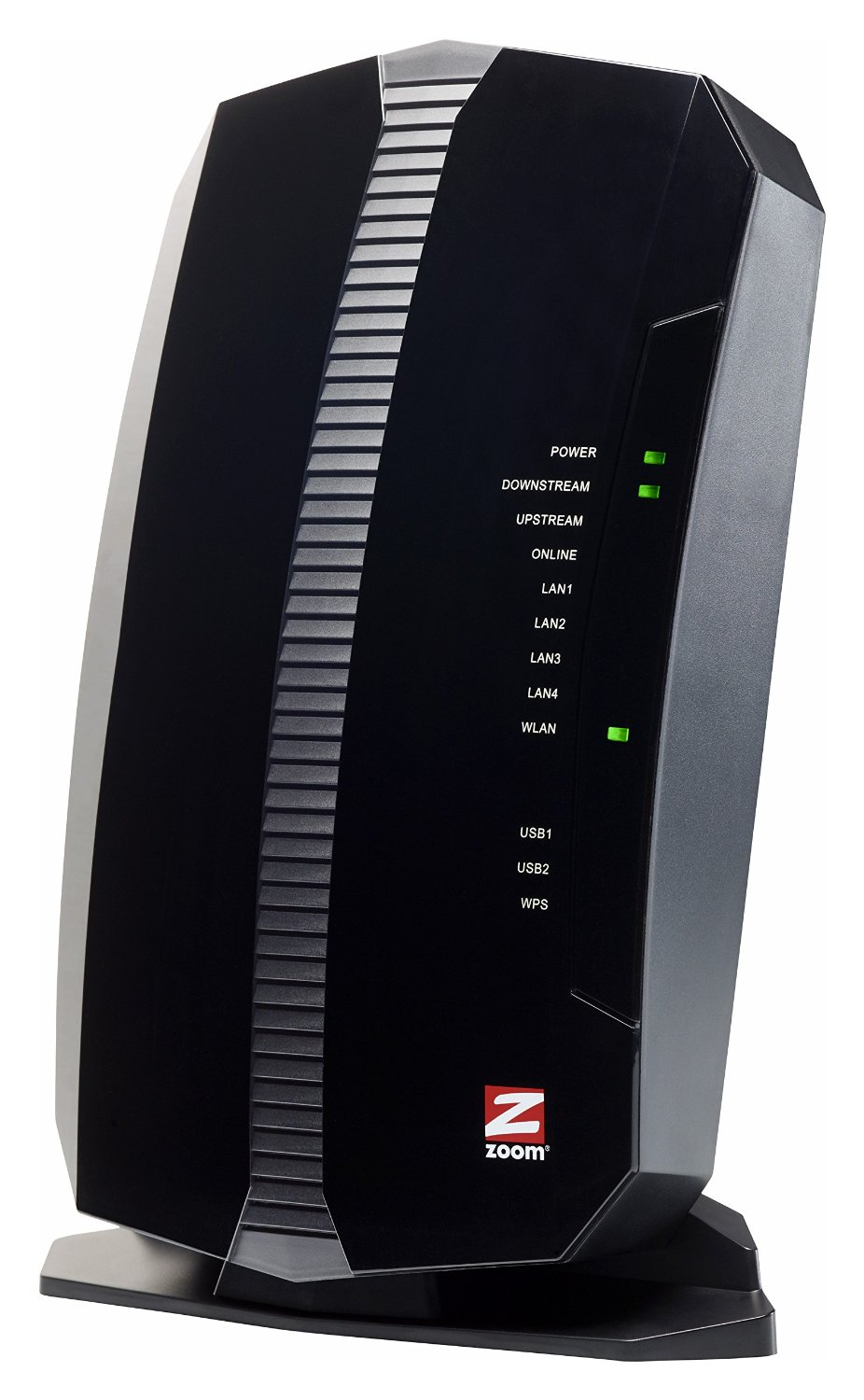 Zoom Model 5354 DOCSIS 3.0 Cable Modem plus Wireless N300 Router