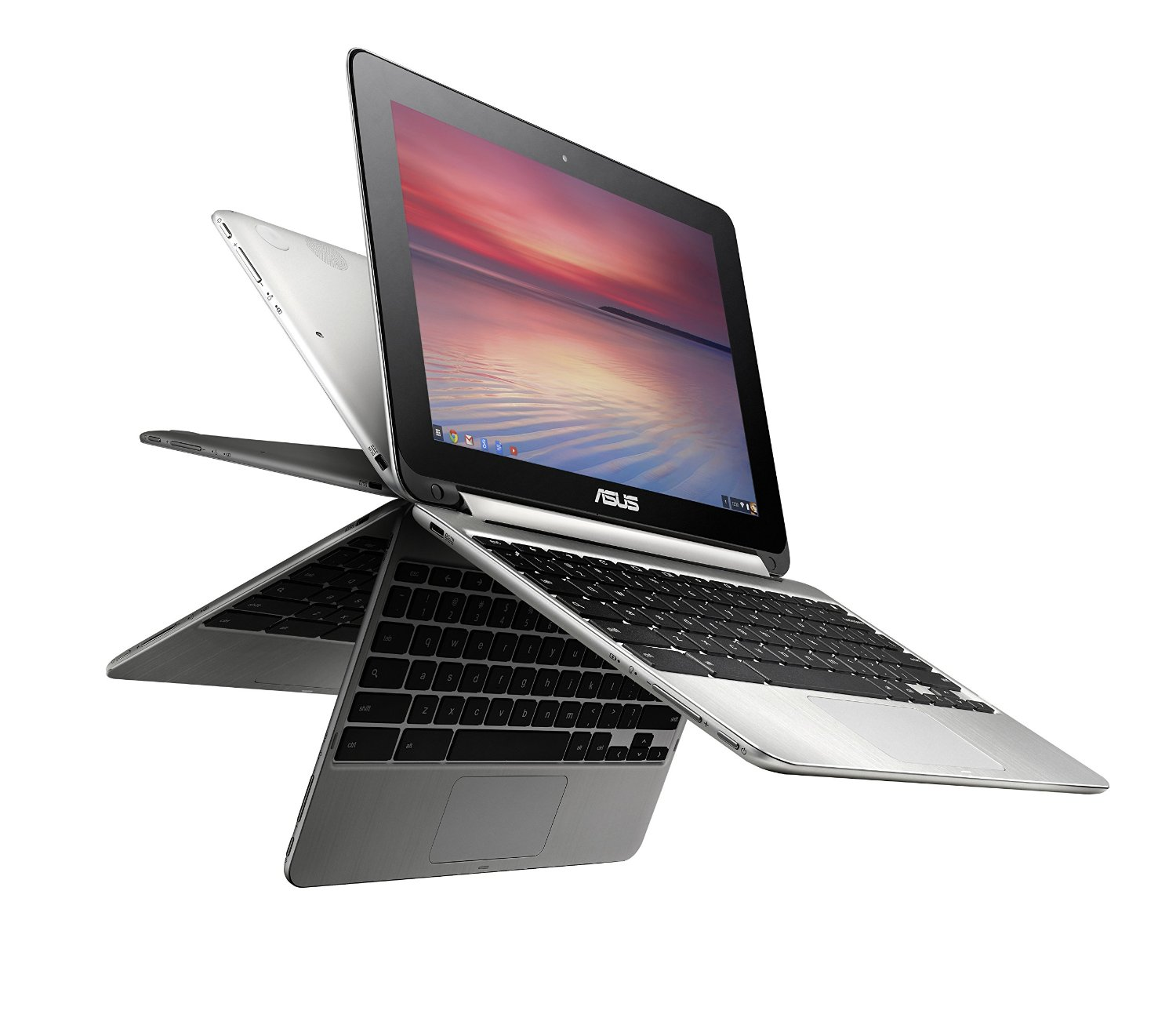 ASUS Chromebook Flip C100 10.1 inch touchscreen