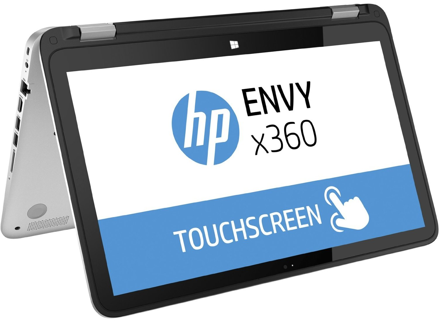 HP ENVY x360 15-u110dx 2-in-1 15.6 inch Touch-Screen Laptop review