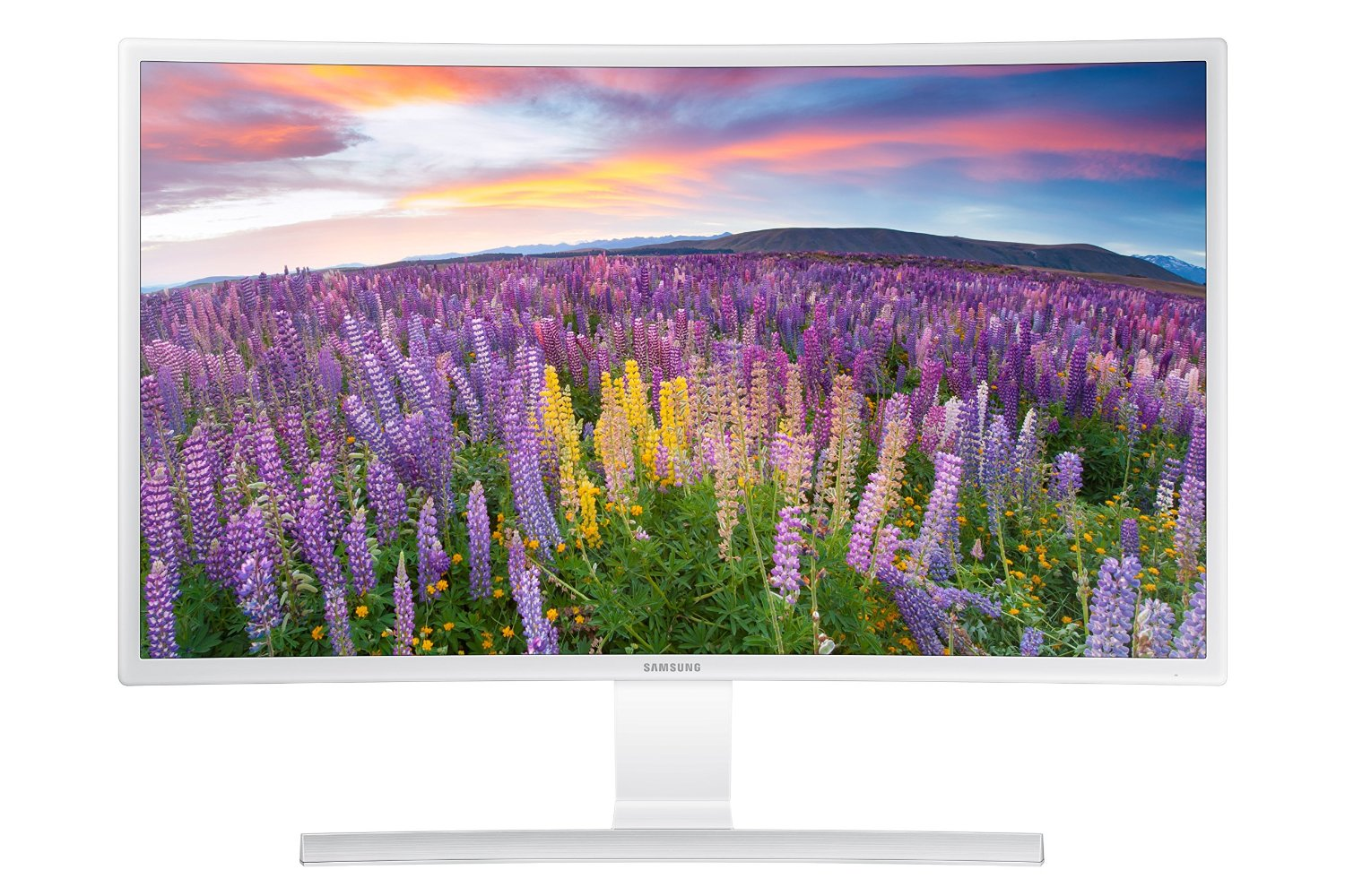 Samsung 27-Inch Curved Screen LED-Lit Monitor (S27E591C)