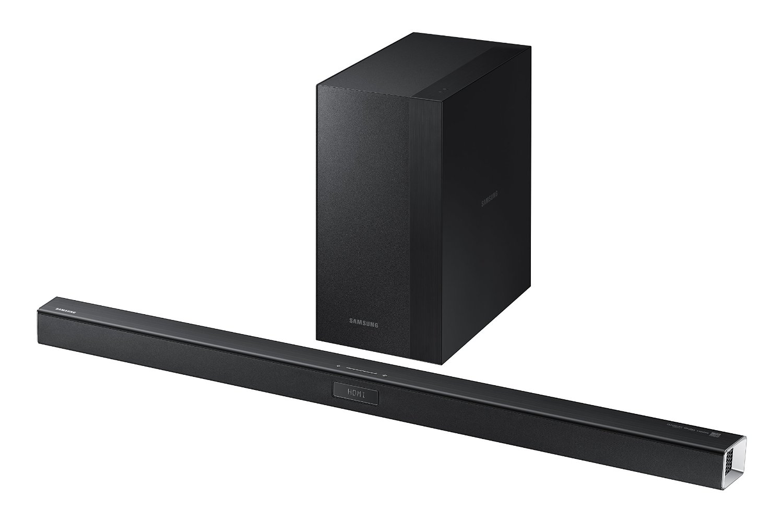 Samsung HW-J450 2.1 Channel 300 Watt Wireless Audio Soundbar