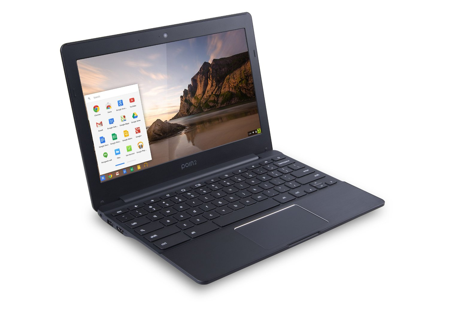 Poin2 11.6 inch Chromebook 11 LT0101-01US