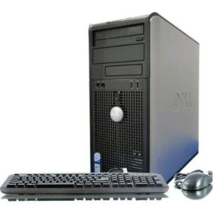 Dell Optiplex 780 MiniTower PC - Intel Core 2 Duo E7600