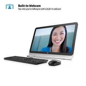 HP 23-R010 23 Inch AIO Desktop