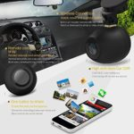 Vafru M5s WiFi Sony 1:2.9 Inch Comos Sensor Full HD 1080p