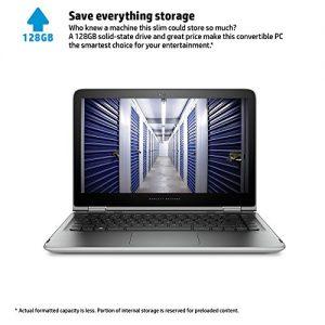 HP Pavilion 13-s128nr x360 13.3-Inch Full-HD Hybrid