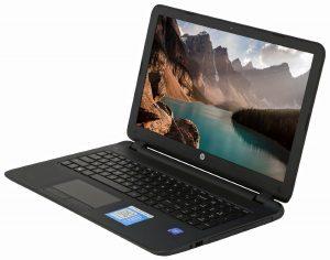 HP 15-F211WM Touchscreen Notebook
