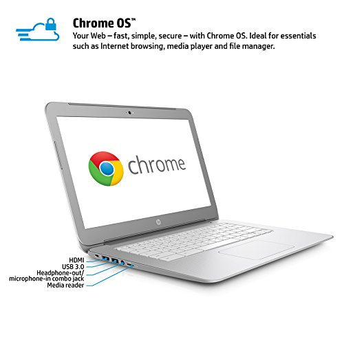 HP Chromebook 14-ak050nr 14 inch Laptop