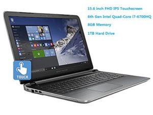 HP Pavilion 15-ab292nr Flagship Laptop