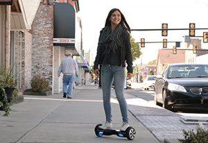 Sharper Image Hoverboard Self Balancing Scooter
