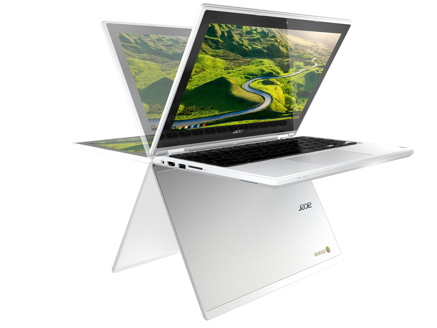 Acer Convertible Chromebook R11 CB5-132T-C32M touch convertible