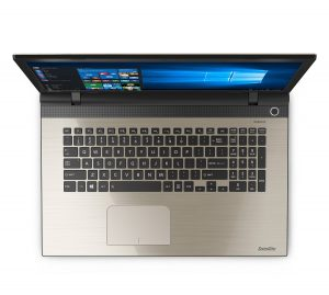 Toshiba Satellite L75-C7136 17.3 inch laptop