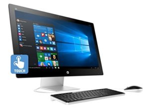 HP Pavilion 27st Touch All-In-One Desktop PC
