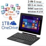 Newest Nextbook Flexx 10.1 Touchscreen Convertible Tablet Laptop