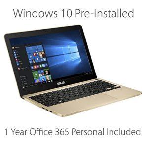 ASUS VivoBook E200HA-US01-GD 11.6 inch Laptop