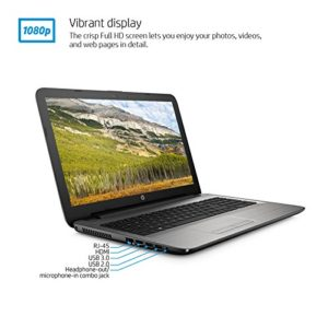 HP 15-ay013nr 15.6 Full-HD Laptop