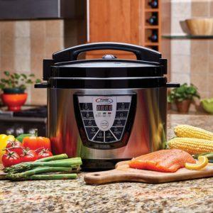 Power Pressure Cooker PPC790 XL 10 QT
