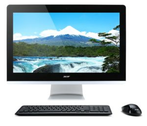 Acer Aspire AZ3-715-UR61 AIO Desktop