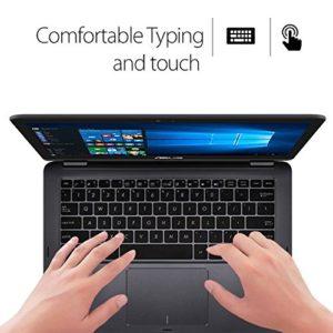 ASUS UX360CA 13.3-inch Flip Laptop Core M3