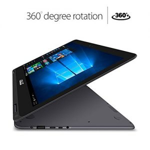 ASUS UX360CA 13.3-inch Flip Laptop Intel Core M3