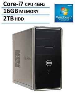 Dell Inspiron i3847 Flagship High Performance Desktop PC