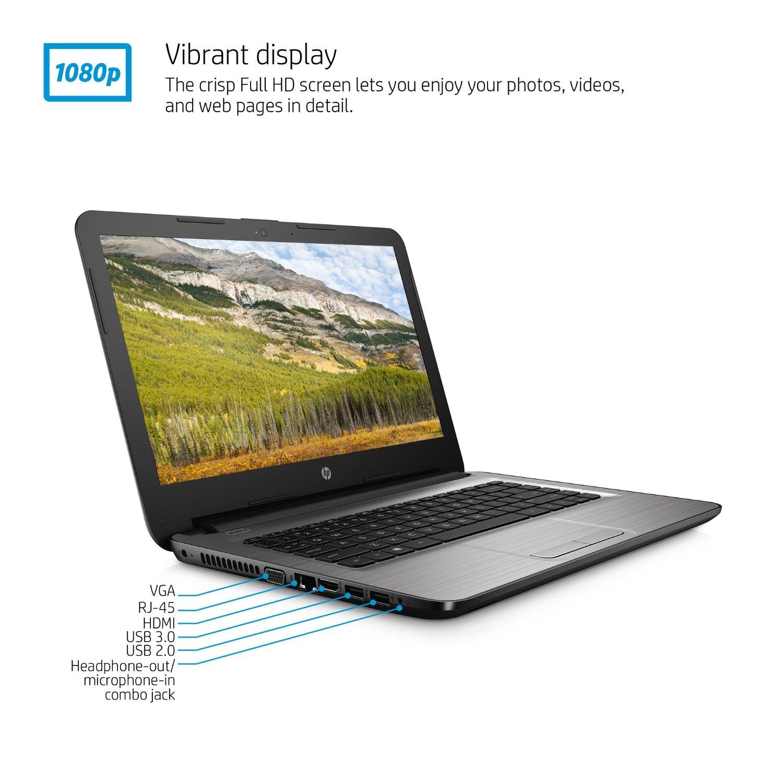 HP 14-an013nr 14-Inch Notebook
