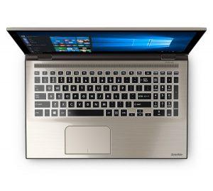 Toshiba Satellite Fusion L55W-C5252 2-in-1 Laptop