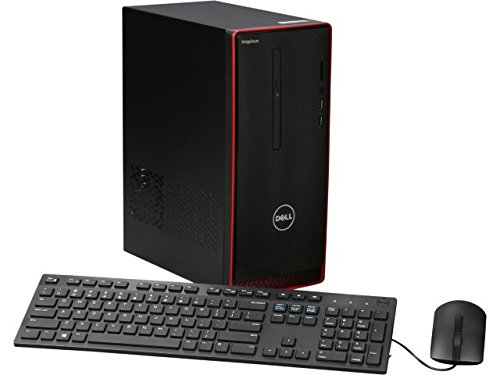 2016 Newest Dell Inspiron i3650 Flagship High Performance Desktop