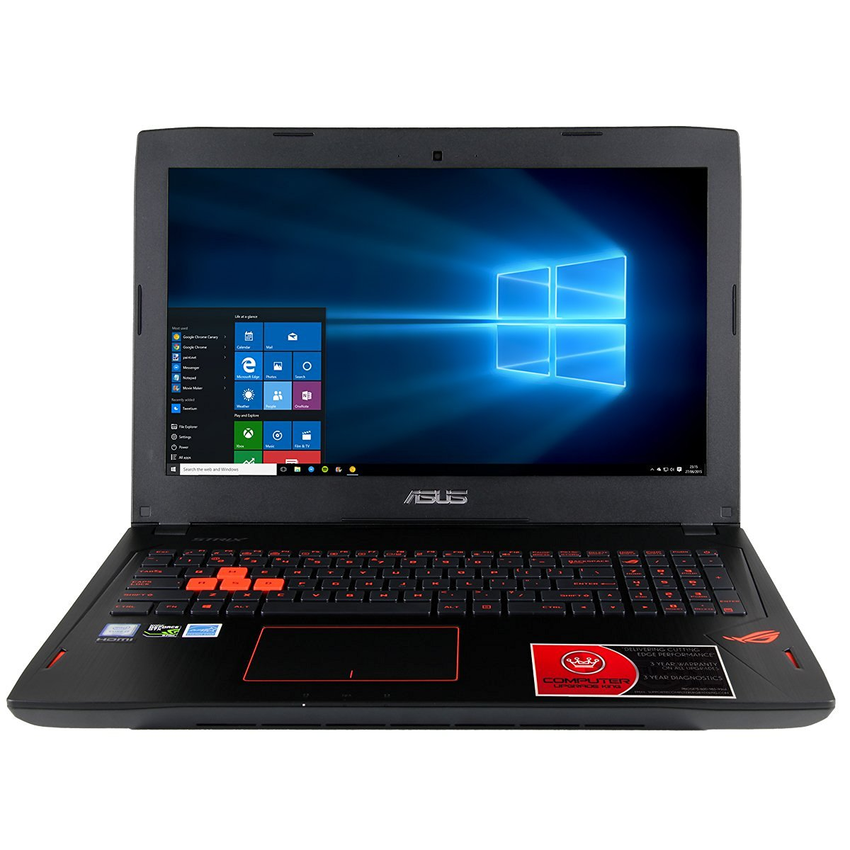 ASUS ROG GL502VS gaming laptop review