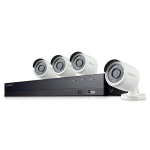 SDH-B74041 - Samsung 8 Channel 1080p HD 1TB Security Camera System