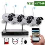 OOSSXX Wireless Security Cameras
