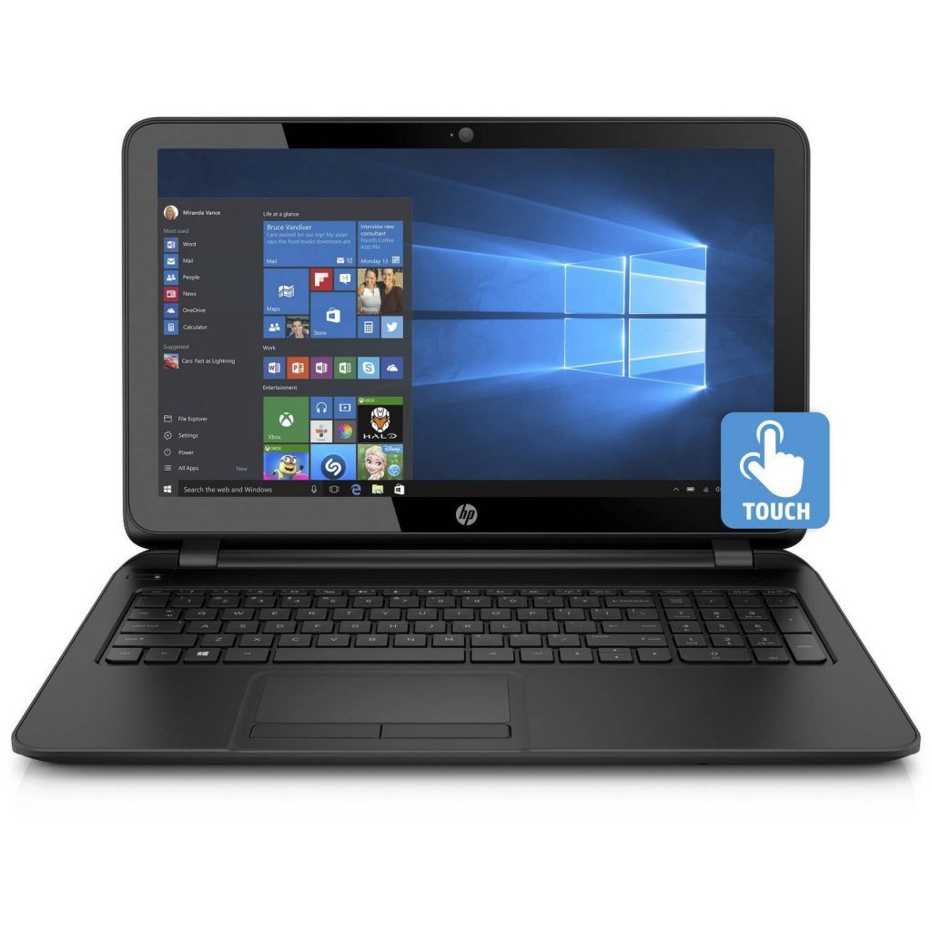 2017 Newest Hp 15 F222wm 15 6 Touch Screen Laptop Review