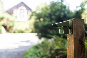 Guardline 1-4 Mile Long Range Wireless Driveway Alarm
