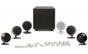 Orb Audio Mini 5.1 Home Theater