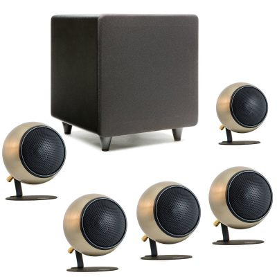 Orb Audio Mini 5.1 Home Theater Speaker