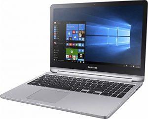 Samsung 740u5l-Y02 Flagship Premium Notebook 7 Spin 2-in-1 15.6