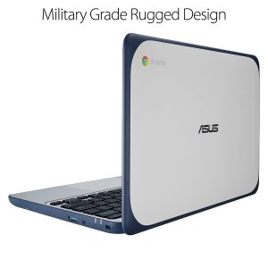 ASUS C302CA-DHM4 12.5-Inch Touchscreen Chromebook