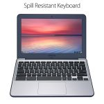 ASUS C302CA-DHM4 12.5-Inch Touchscreen Chromebook Flip