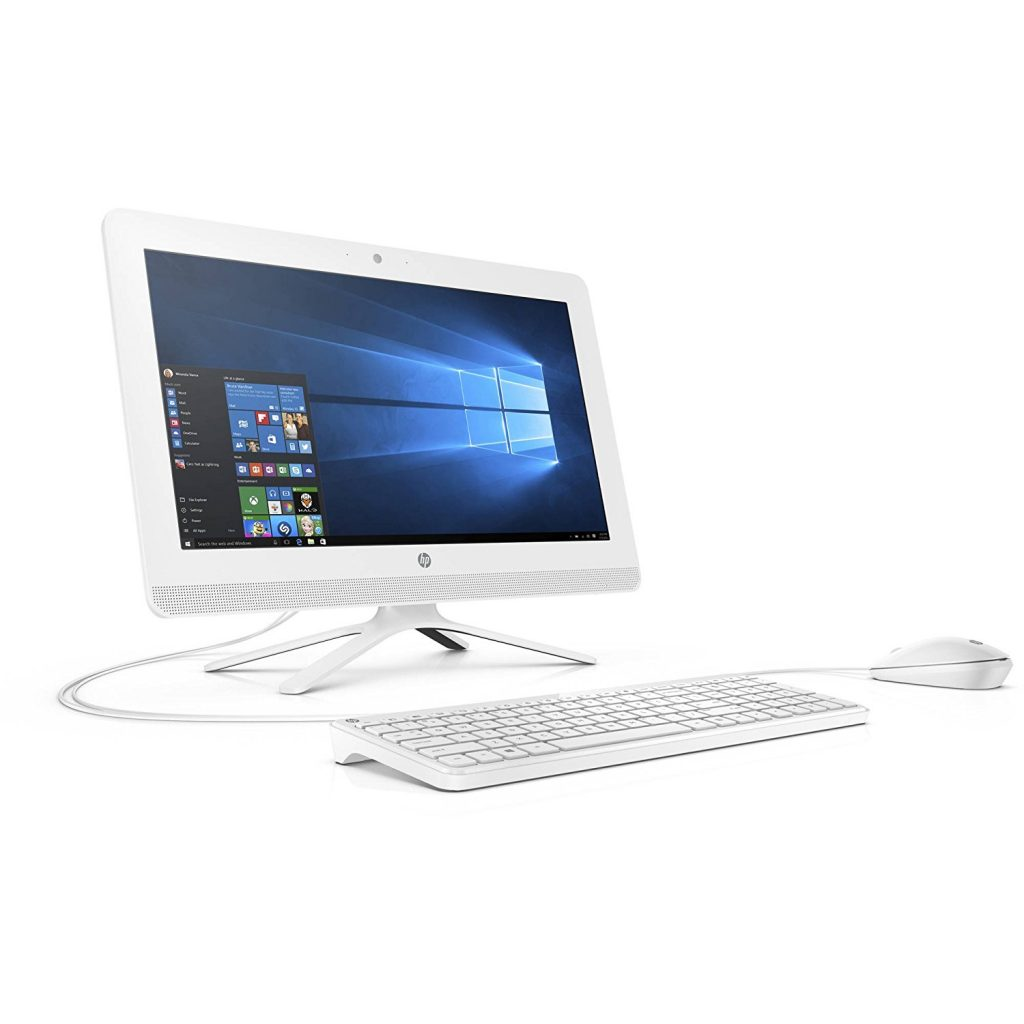 2017 New Flagship Hp 20 C Snow White 19 5 Inch Hd All In