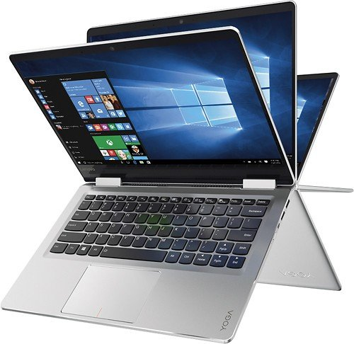 Lenovo Yoga 710 80V4000GUS 2-in-1 14-Inch Touch-Screen Laptop